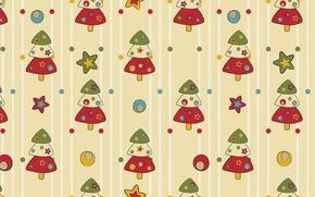 Picture background, holiday, texture, art, New year, herringbone