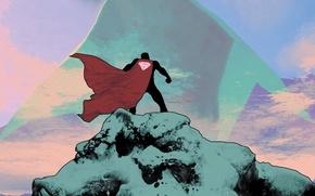 Picture Superman, Superman, Comics