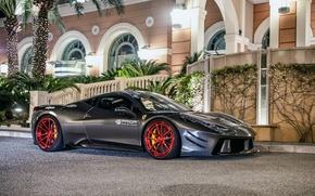 Picture Ferrari, supercar, Ferrari, Pininfarina, Prior-Design, 2015, PD458