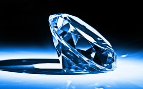 Picture gemstone, color, diamond, brightness