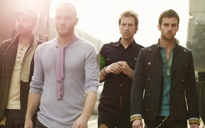Picture music, group, music, Coldplay, brit-pop, Coldplay