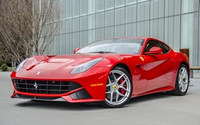 Picture car, Ferrari, super, f12, Berlinetta