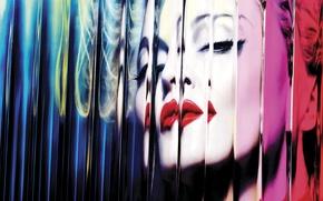 Picture madonna, mdna, photo album cover