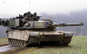 Picture weapons, background, tank
