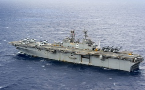 Picture army, Navy, USS Bonhomme Richard (LHD 6), Amphibious assault ship