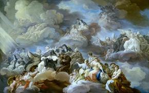 Wallpaper heaven, picture, Paradise, religion, mythology, Corrado Dzhakvinto