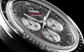 Picture stylish, Omega, Speedmaster, chronometer