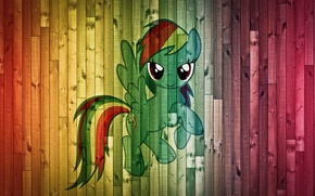 Picture background, Board, pony, My Little Pony, Rainbow Dash