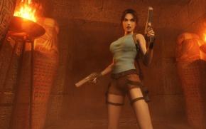 Picture Tomb Raider, shorts, Lara Croft, Tomb