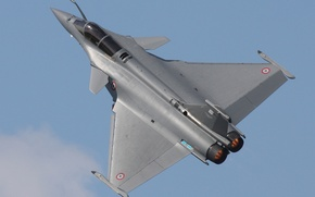 "Wallpaper fighter, cabin, multipurpose, Dassault Rafale, ""Rafale"""