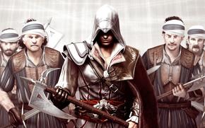 Wallpaper Assassin's Creed, Assassin