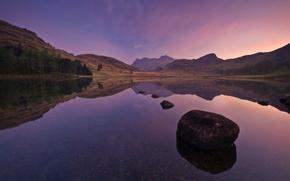 Picture England, Cumbria, Bleatarn Lake