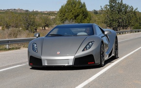 Picture supercar, the front, GTA, Spano