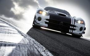 Picture road, Dodge, viper