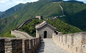 Picture Wall, Great, Chinese