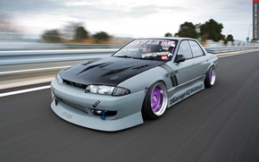 Picture nissan, turbo, skyline, japan, jdm, tuning, gtr, front, face, r32, nismo, datsun