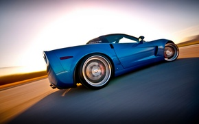 Wallpaper corvette, chevrolet, Corvette, z06