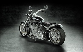 Picture Harley, graphics, moto, motorcycle, model