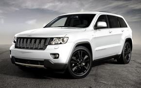 Picture Concept, White, Sport, Machine, The concept, Desktop, Grand, Jeep, Car, 2012, Car, Beautiful, New, White, …