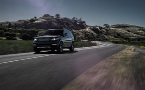 Picture Black, California, Forged, Sport, Land, Rover, Wheels, Range, Collection, Aristo