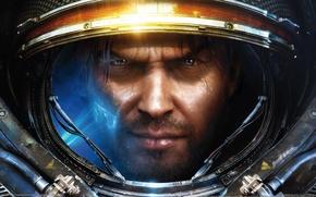 Picture Blizzard, Starcraft 2, StarCraft 2, Wings of Liberty, StarCraft II