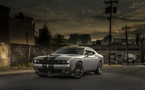 Picture Dodge, Challenger, street, 392, SRT, 2015