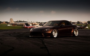 Picture car, tuning, Mazda, Mazda, RX-8, stance, rx8