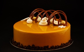 Picture chocolate, sweets, cake