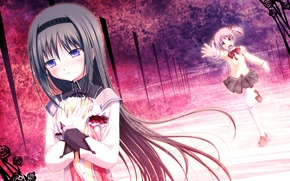 Picture sadness, background, anime