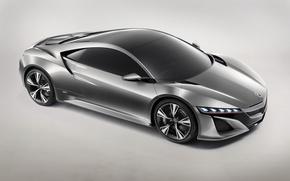 Picture Concept, background, supercar, Acura, Acura, NSX