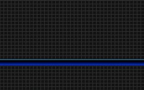 Picture mesh, strip, blue, violet, blox
