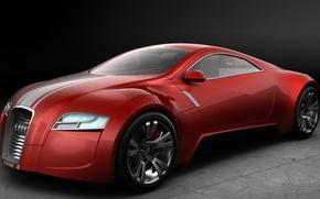 Picture Concept, Audi, coupe, R-Zero
