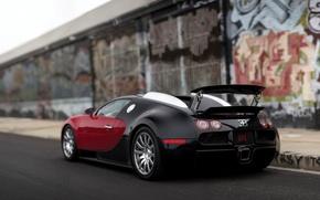 Picture 2006, Bugatti, Veyron, Bugatti, Veyron, US-spec