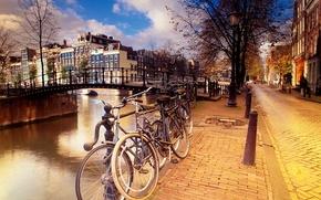 Wallpaper Amsterdam, Street, Great