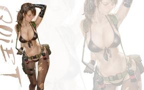Picture Girl, Chest, The game, Body, Girl, Panties, Body, Bra, Sniper, Game, Panties, Sniper, Metal Gear …