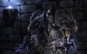 Wallpaper sword, warrior, warhammer 40k, Tzeentch, armor, Hasit, choice