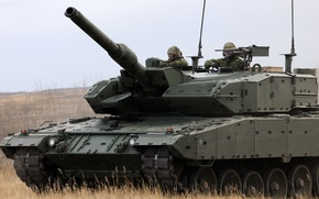 Picture Germany, tank, Leopard 2A6, military equipment