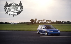 Picture R32, Golf IV, stence, Fitment, wallpapers Golf IV R32, Golf IV R32