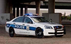 Picture Auto, chevrolet, the police