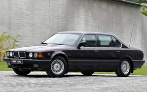 Picture bmw, BMW, 750, seven, 7 series, e32