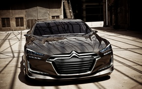 Wallpaper Concept, the concept, Citroen, Citroen, Metropolis