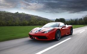 Picture Ferrari, 458, Speciale, 2014