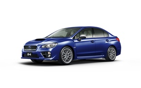 Wallpaper STI, white background, Subaru, Subaru, WRX