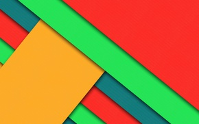 Picture line, yellow, red, blue, geometry, green, design, color, material