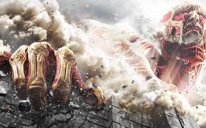 Picture Wall, Bones, The film, Rage, Destruction, Manga, Film, Manga, Bones, Attack on Titan, Destruction, Anger, …