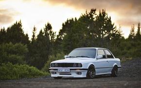 Picture BMW, E30, stance, 325i