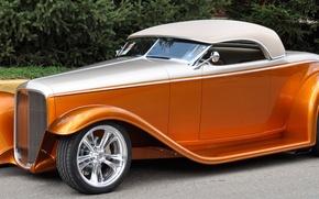 Picture Roadster, Ford, Design, 1932, Foose, Muroc