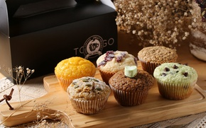 Picture cakes, cakes, cupcakes, muffins