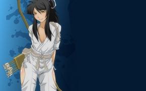 Picture anime, art, Drifters, Nasu no Yoichi