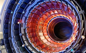 Picture large, Collider, Large, Hadron, Collider, hadron